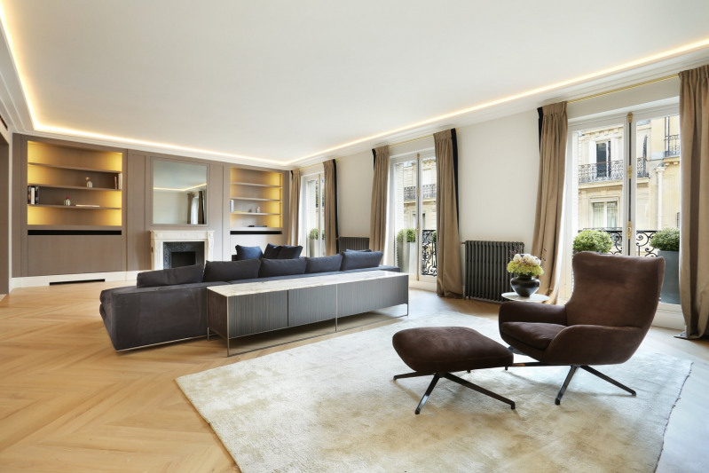 Verkoop van prestige  appartement Paris 8ème 5720000€ - Foto 14