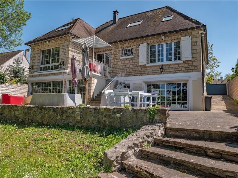 Sale house / villa St nom la breteche 990000€ - Picture 2