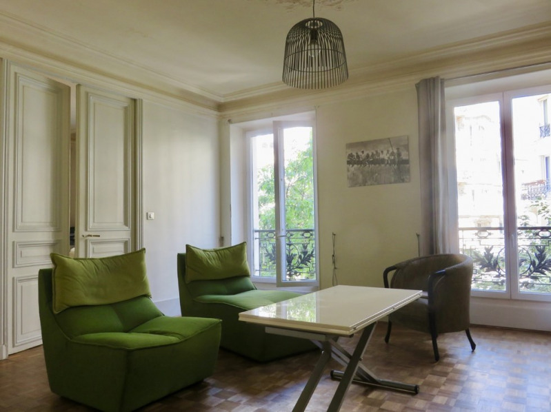 Vente appartement Paris 18ème 598 000€ - Photo 2