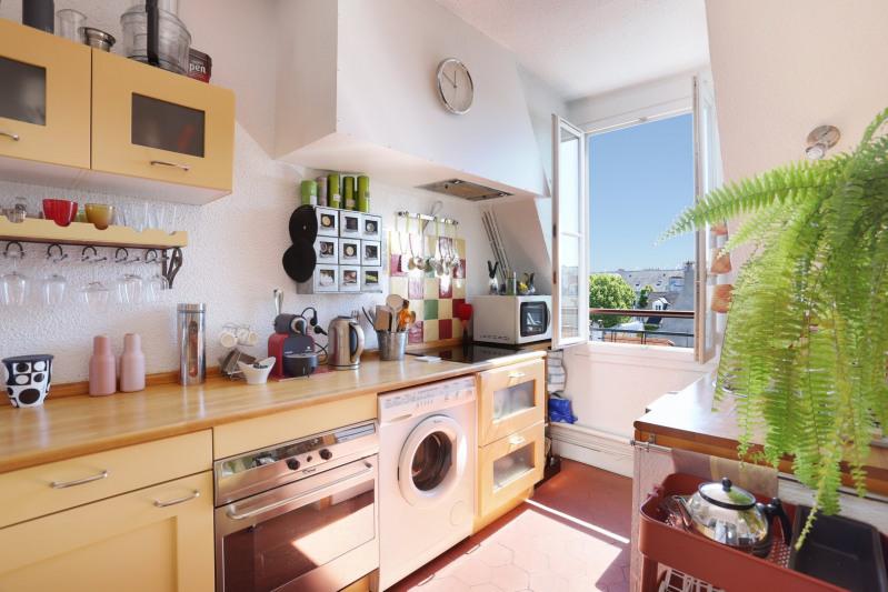 Verkoop van prestige  appartement Paris 4ème 945000€ - Foto 8
