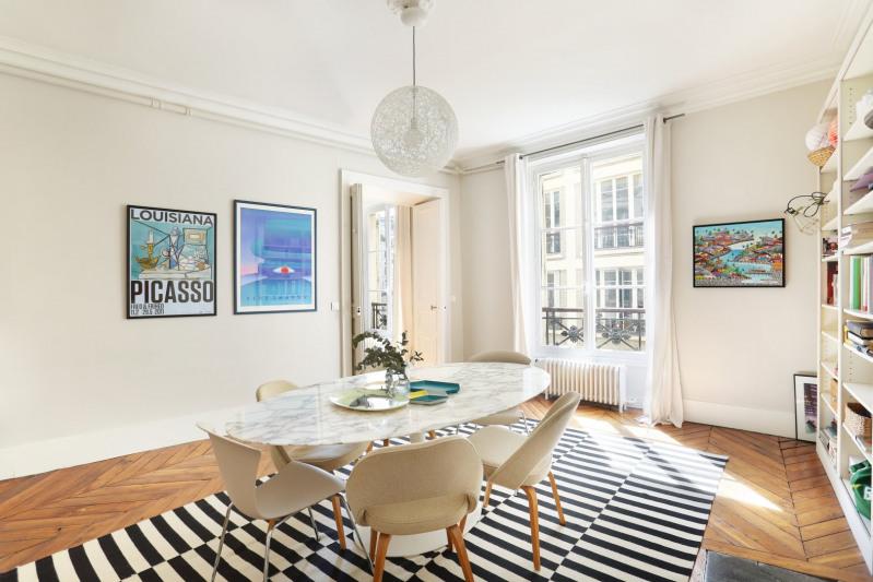 Vente de prestige appartement Paris 9ème 1545000€ - Photo 5