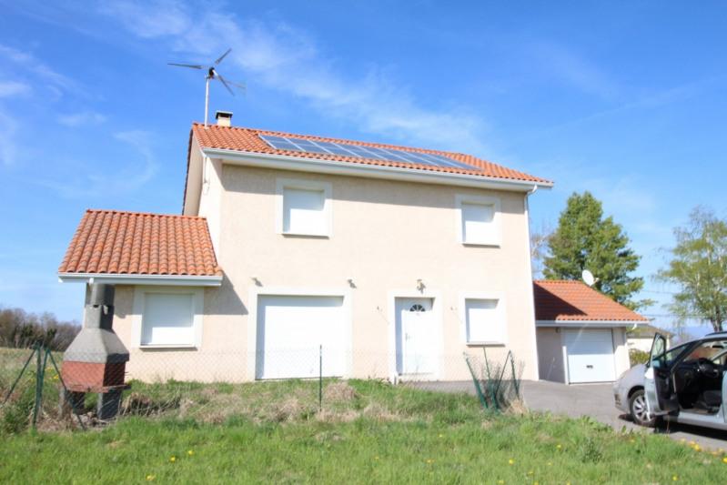 Vente maison / villa La tour du pin 317000€ - Photo 2