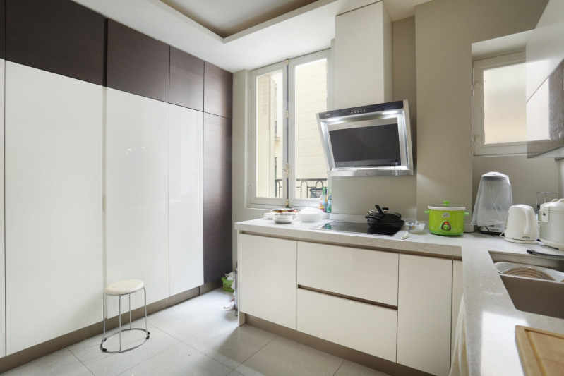 Vente de prestige appartement Paris 16ème 2 240 000€ - Photo 4