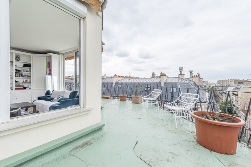 Viager appartement Paris 16ème 780 000€ - Photo 1