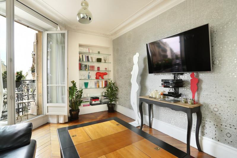 Verkoop van prestige  appartement Paris 9ème 700000€ - Foto 2