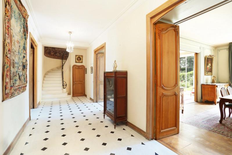 Vente de prestige appartement Paris 16ème 3600000€ - Photo 2