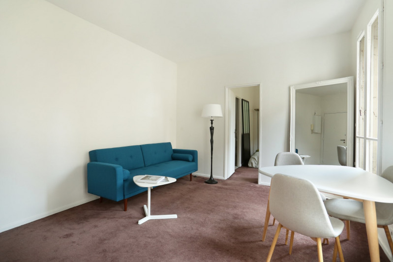 Deluxe sale apartment Neuilly-sur-seine 330000€ - Picture 2