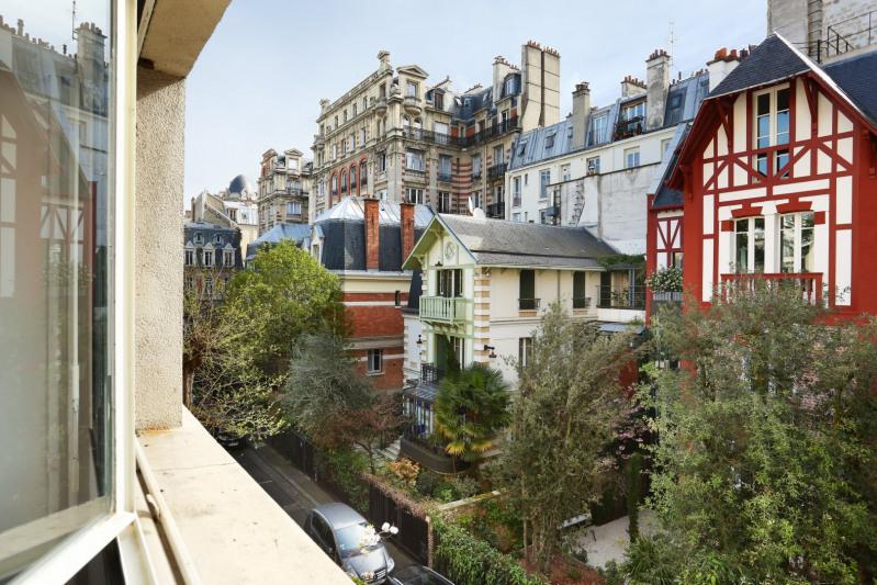 Revenda residencial de prestígio apartamento Paris 16ème 1090000€ - Fotografia 12