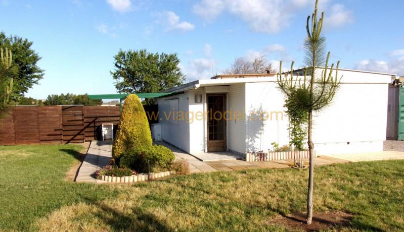 Vendita nell' vitalizio di vita casa Bizanet 65000€ - Fotografia 14