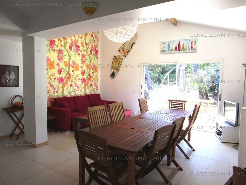 Vacation rental house / villa Lacanau-ocean 1175€ - Picture 2