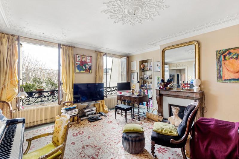 Venta de prestigio  apartamento Paris 7ème 2771000€ - Fotografía 4