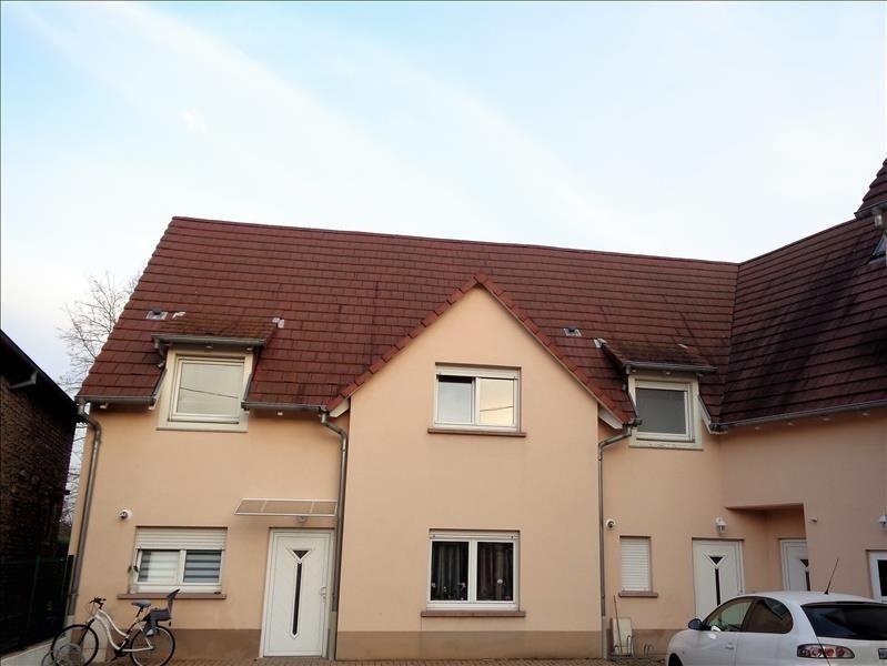 Verhuren  appartement Weyersheim 840€ CC - Foto 1