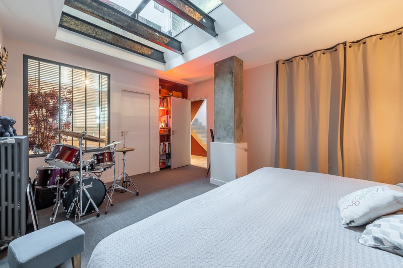 Deluxe sale apartment Paris 19ème 1365000€ - Picture 8