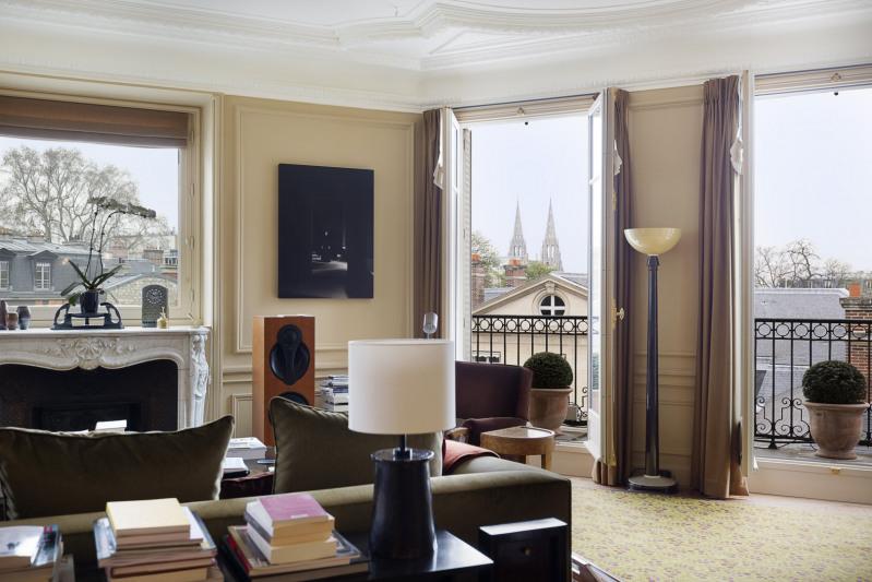 Vente de prestige appartement Paris 7ème 5850000€ - Photo 3