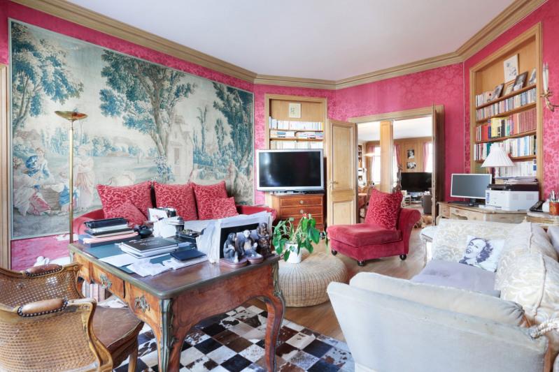 Immobile residenziali di prestigio appartamento Paris 16ème 2250000€ - Fotografia 5
