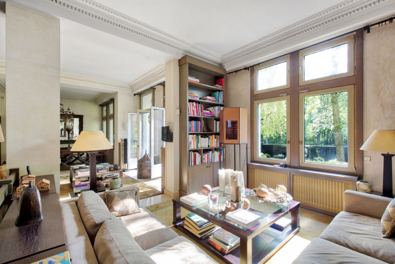 Deluxe sale apartment Neuilly-sur-seine 2960000€ - Picture 4