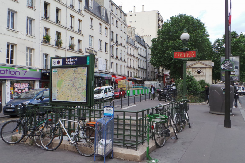 Cession de bail boutique Paris 11ème 380000€ - Photo 1