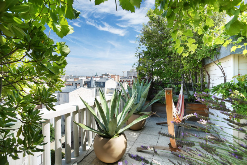 Deluxe sale apartment Levallois-perret 2 400 000€ - Picture 15