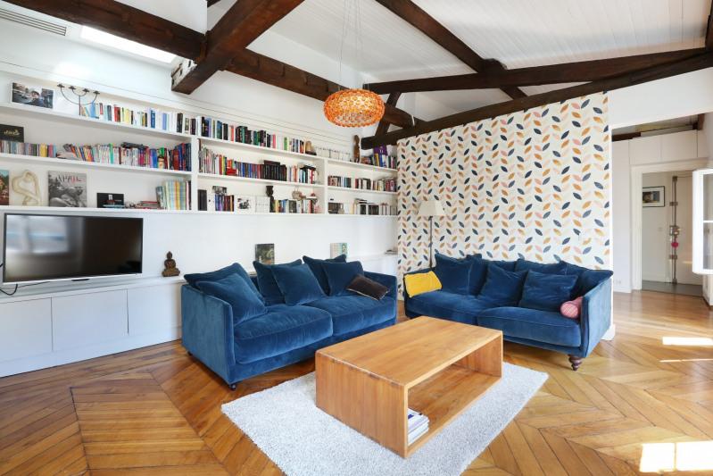 Vente de prestige appartement Paris 9ème 770000€ - Photo 4