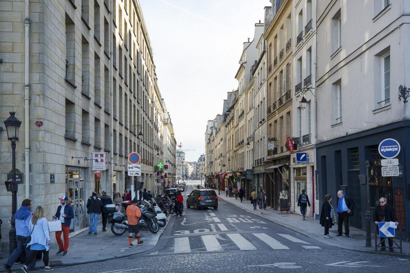 Venta de prestigio  apartamento Paris 4ème 1295000€ - Fotografía 7