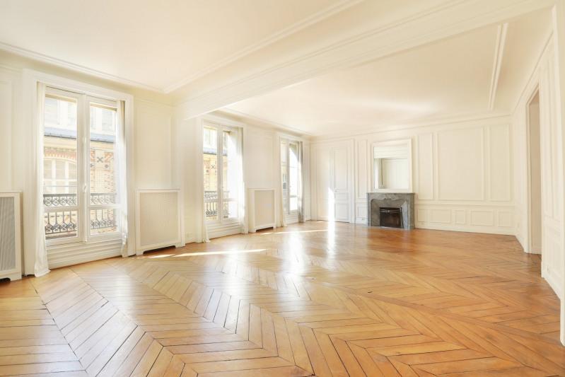Paris 17th District – A 140 sqm floor through apartment.