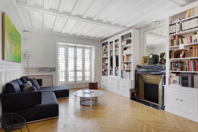 Vente de prestige appartement Paris 8ème 2340000€ - Photo 3