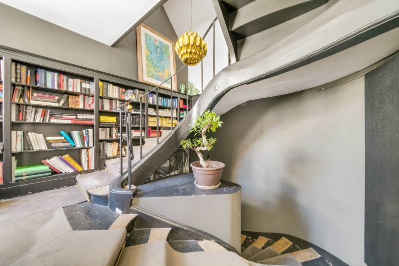 Verkoop van prestige  appartement Paris 3ème 1600000€ - Foto 6