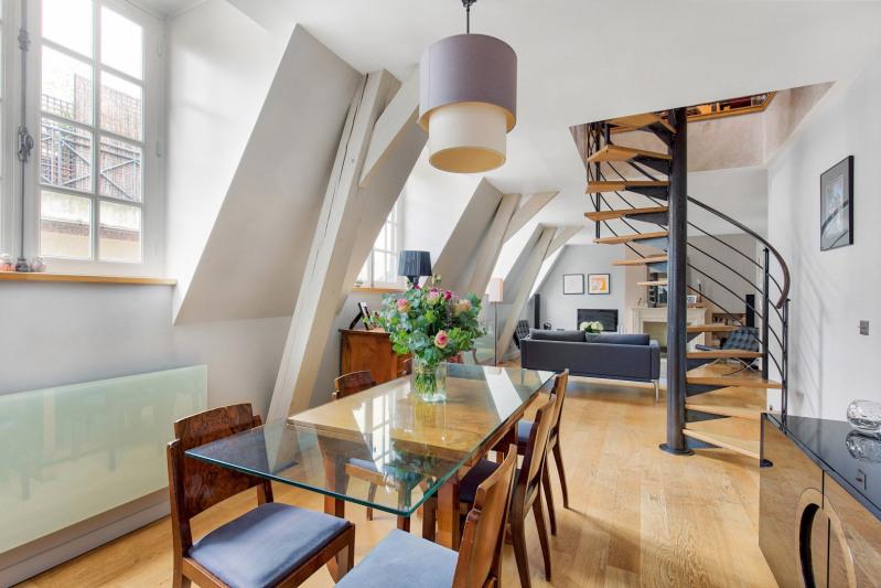 Verkoop van prestige  appartement Paris 3ème 1680000€ - Foto 7