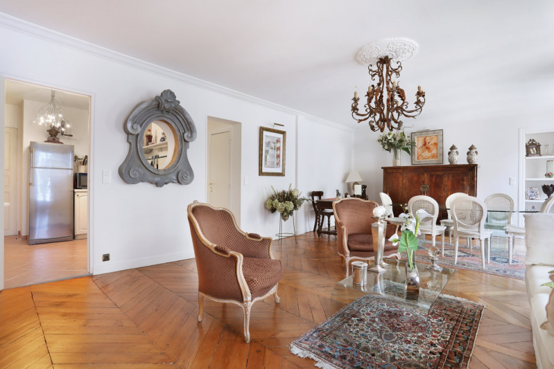Vente de prestige appartement Paris 1er 1 350 000€ - Photo 9