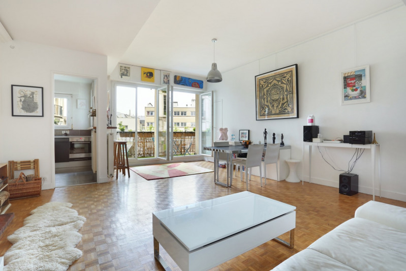 Immobile residenziali di prestigio appartamento Paris 16ème 885000€ - Fotografia 3
