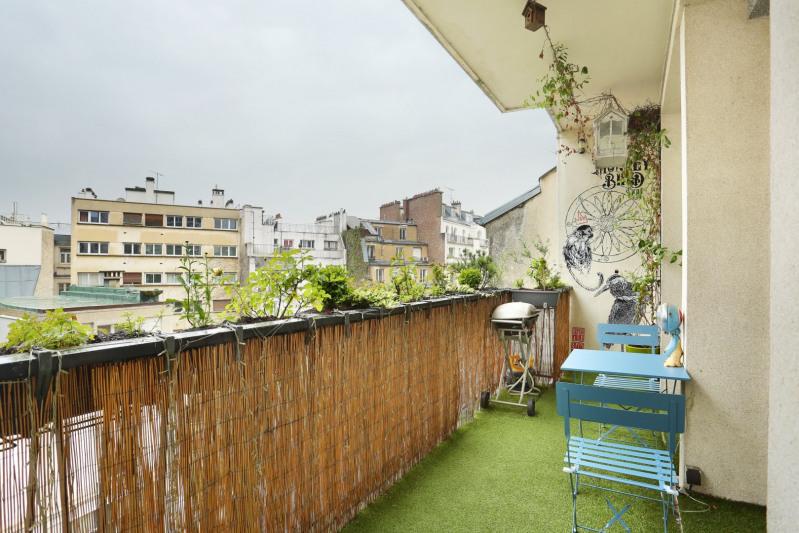 Immobile residenziali di prestigio appartamento Paris 16ème 885000€ - Fotografia 5