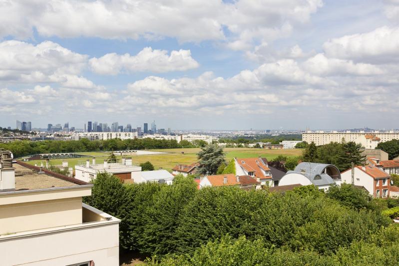 Vente de prestige appartement Saint cloud 1090000€ - Photo 12