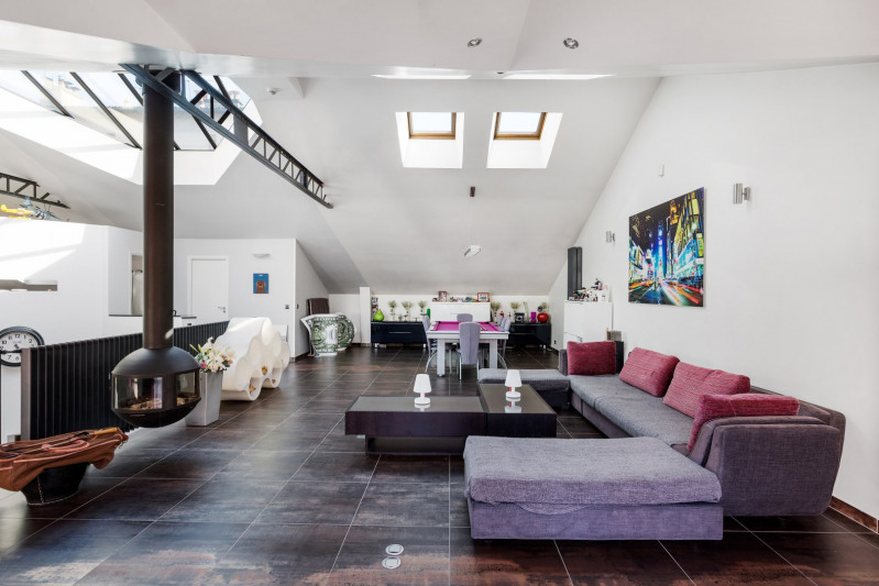 Immobile residenziali di prestigio casa Boulogne-billancourt 4490000€ - Fotografia 4