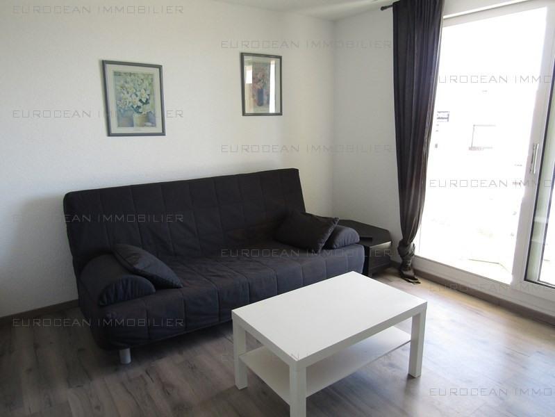 Alquiler vacaciones  apartamento Lacanau ocean 215€ - Fotografía 3