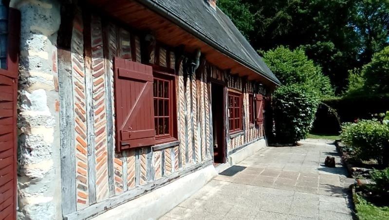 Sale house / villa Epreville 190000€ - Picture 1