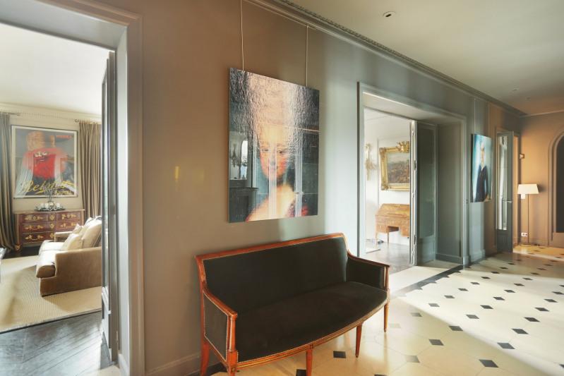 Revenda residencial de prestígio apartamento Paris 7ème 3900000€ - Fotografia 8