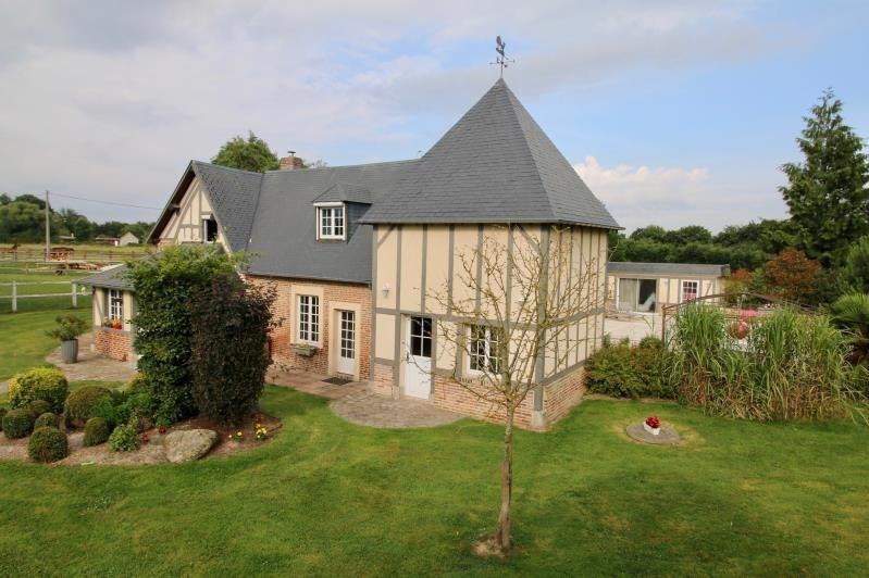 Deluxe sale house / villa La barre en ouche 590000€ - Picture 13