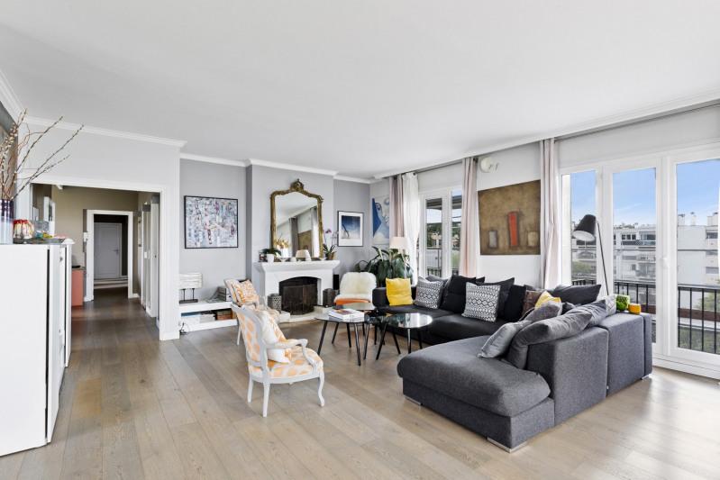 Vente de prestige appartement Saint cloud 1090000€ - Photo 2