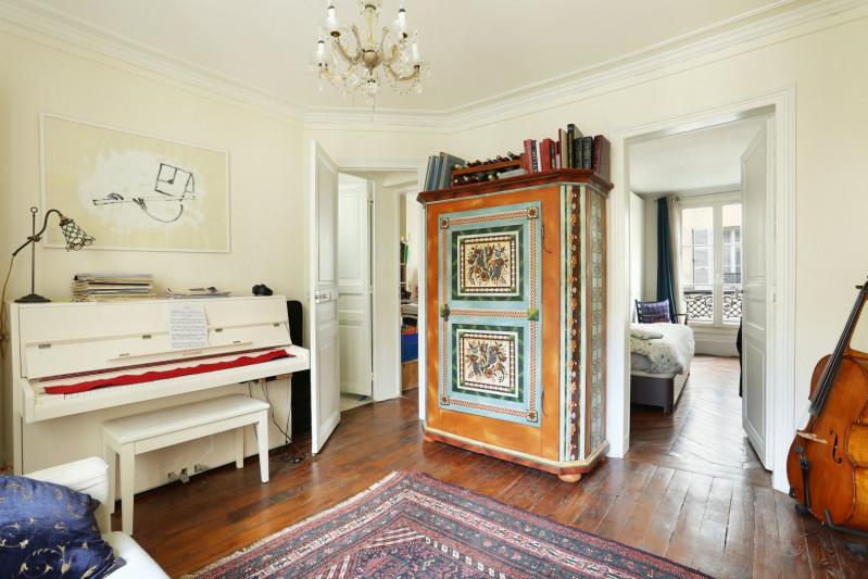 Verkoop van prestige  appartement Paris 4ème 735000€ - Foto 6