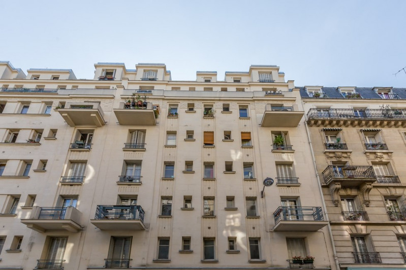 Vente appartement Paris 18ème 445 000€ - Photo 7