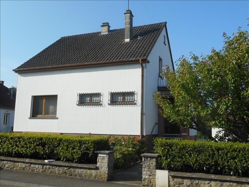 Sale house / villa Sarre union 127000€ - Picture 1