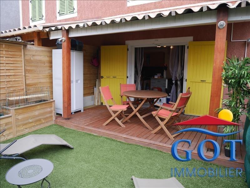 Sale house / villa Le barcares 95000€ - Picture 1