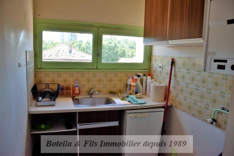 Produit d'investissement appartement Bagnols sur ceze 39000€ - Photo 2