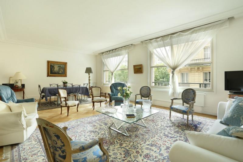 Paris 8th District – A sunny family apartment