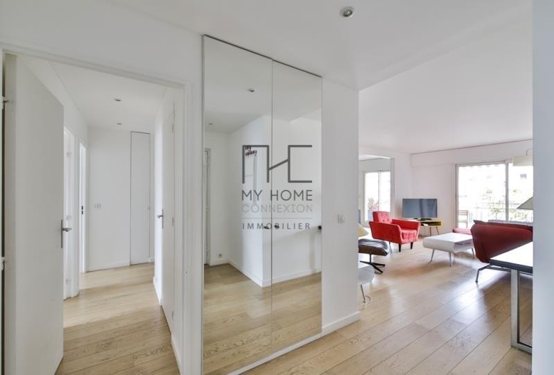 Venta de prestigio  apartamento Levallois perret 920000€ - Fotografía 4
