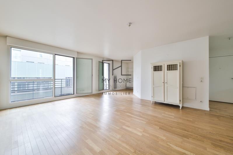 Sale apartment Boulogne billancourt 1000000€ - Picture 2