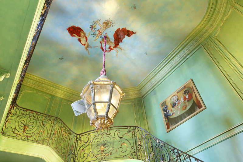 Revenda residencial de prestígio apartamento Paris 16ème 5750000€ - Fotografia 20