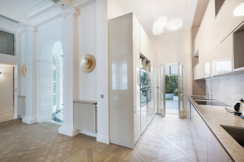 Revenda residencial de prestígio palacete Boulogne-billancourt 3800000€ - Fotografia 6