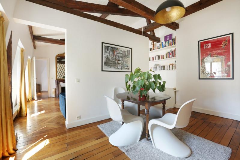 Vente de prestige appartement Paris 9ème 770000€ - Photo 6