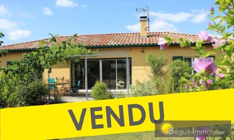 Sale house / villa Leguevin 290000€ - Picture 1